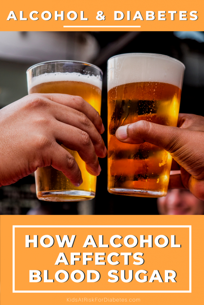 How Alcohol Affects Blood Sugar