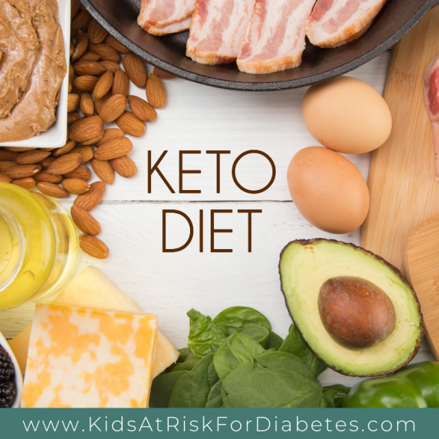 keto diet and keto foods